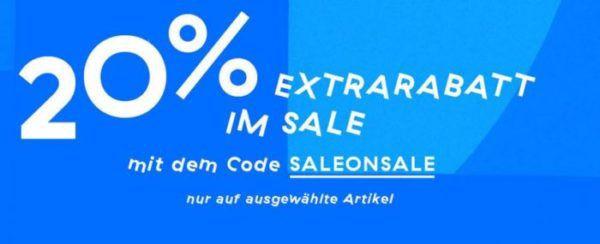 Urban Outfitters Sale + 20% Gutschein + VSK frei ab 60€