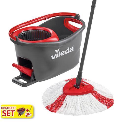 Vileda Turbo EasyWring & Clean Komplettset  für 29,99€