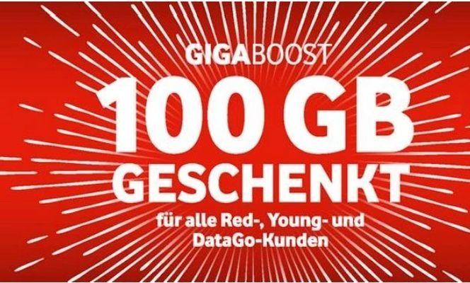 Vodafone Gigaboost