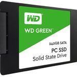WD Green – interne 480 GB SSD für 71,96€ (statt 83€)