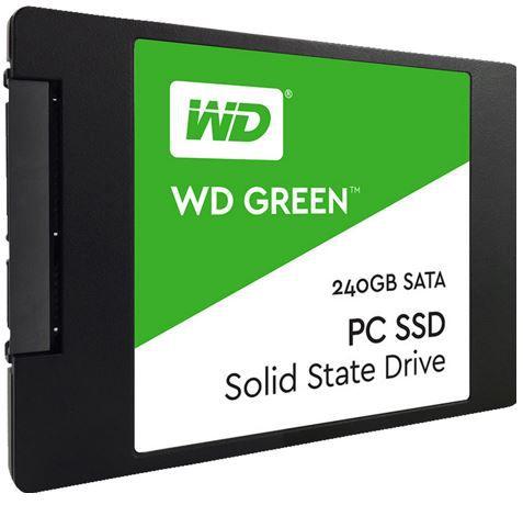 WD Green   interne 240 GB SSD für nur 69€