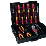 Wiha -31 teiliges Werkzeug  Set mit L-BOXX für 49,99€