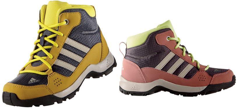 adidas Hyperhiker Mid K   Damen Outdoor Schuhe für 29,95€