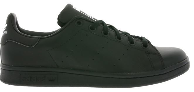 adidas Originals Stan Smith J adidas Originals Stan Smith J Kinder Sneaker Schwarz für 29,99€
