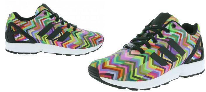 adidas Originals ZX Flux adidas Originals ZX Flux multicolor Herren Sneaker statt 65€ für 39,99€