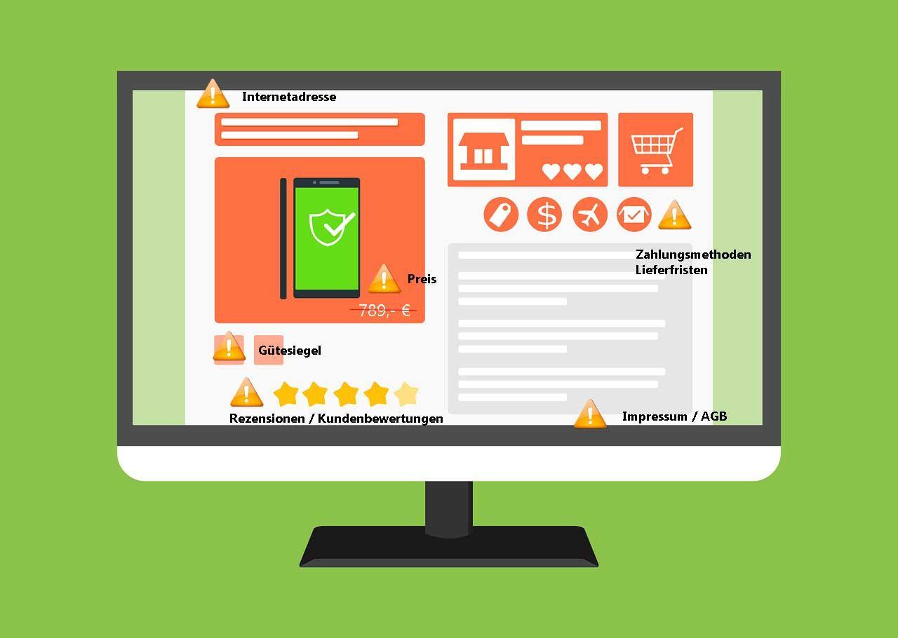 Abzocke im Netz: So schützt man sich vor Fake Shops im Netz
