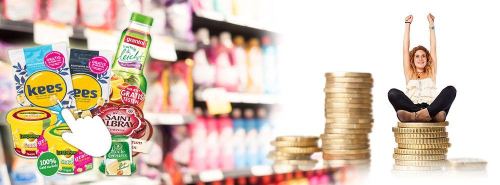 Gratis testen: Cashback & Geld zurück Aktionen | September 2019