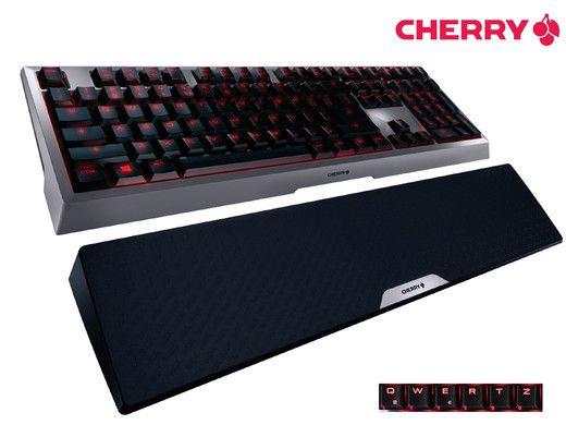 Cherry MX Board 6.0   Gaming Tastatur mit MX Red Schaltern für 105,90€ (statt 158€)