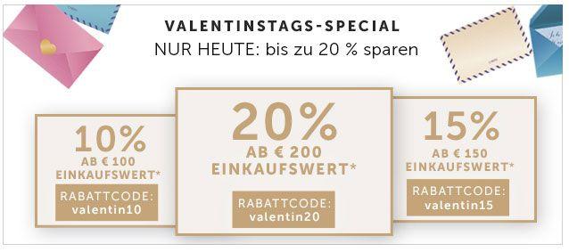 CHRIST Sale + 20% RABATT + Gratis Express VSK ab 40€   NUR HEUTE!