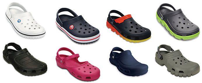 clogs re Crocs mit 25% Rabatt auf alle Clogs Modelle + VSK frei