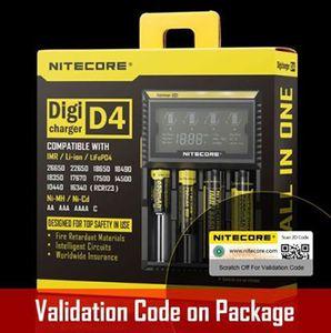 NiteCore Digicharger D4 Universalladegrät für 17,91€ (statt 35€)