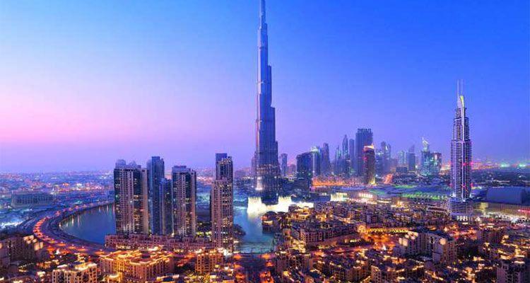 4 ÜN in Dubai inkl. Flug, Frühstück + Rail & Fly ab 299€ p.P.