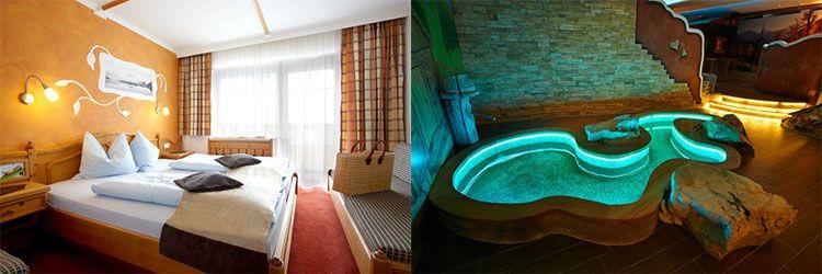 hotel spor zimmer 2 ÜN in Kärnten an der Skipiste inkl. Vollpension & Wellness (2 Kinder bis 10 kostenlos) ab 179€ p.P.