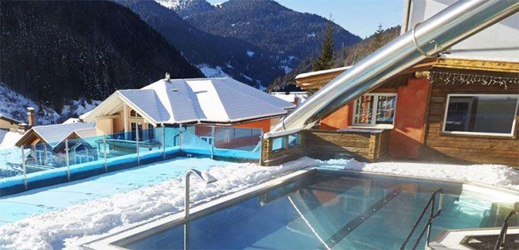 hotel sport te 2 ÜN in Kärnten an der Skipiste inkl. Vollpension & Wellness (2 Kinder bis 10 kostenlos) ab 179€ p.P.
