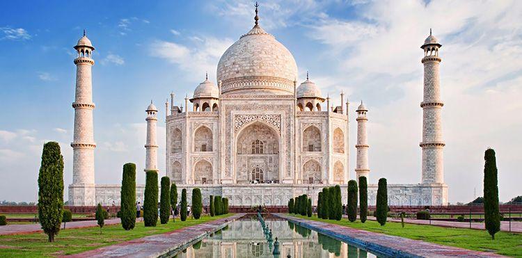 16 Tage Indien Rundreise inkl. Flug, HP, ALLE Transfers & Ausflüge (inkl. Taj Mahal) ab 799€ p.P.