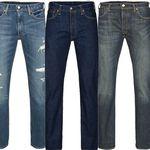 Levis Herren Jeans ab 34,99€ – Restgrößen