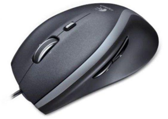 Logitech M500 refresh   Kabelgebundene Maus für 19,90€ (statt 26€)