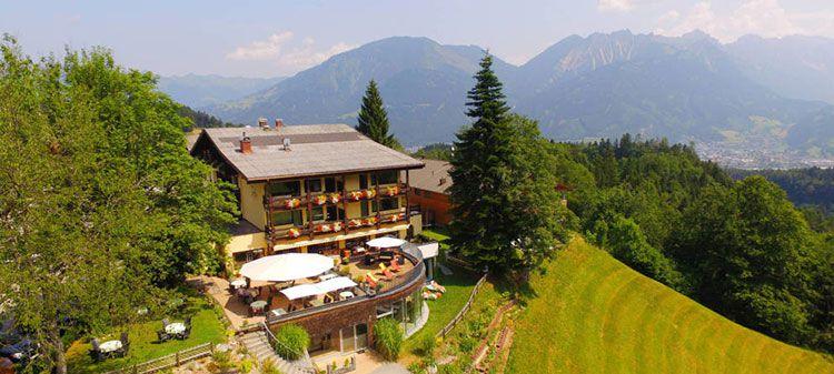 3 ÜN in Voralberg in 4* Naturhotel inkl. Verwöhnpension & Wellness für 134,50€ p.P.