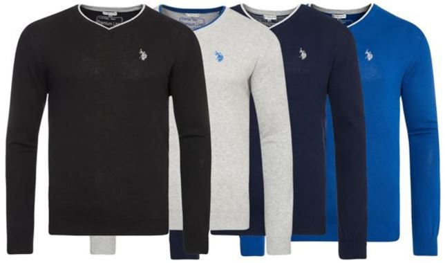 new Paris1 U.S. POLO ASSN. Pullover & Sweater ab 17,99€