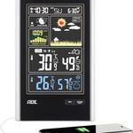 ADE Funk-Wetterstation WS 1600 für 24,99€ (statt 34€)