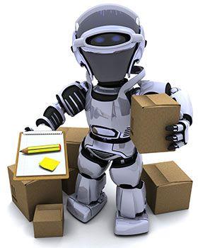 roboter als zusteller Rechte & Pflichten beim Paketversand / Paketempfang