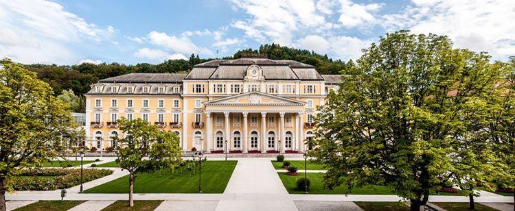 3 ÜN in Slowenien im Traumschloss inkl. HP & Wellness mit Thermen (1 Kind bis 6 kostenlos) ab 149€ p.P.