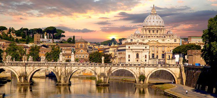 1 ÜN in Rom in einem Designhotel inkl. Frühstück & Reiseguide via App ab 59€ p.P.