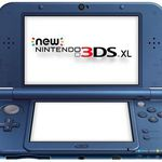New Nintendo 3DS XL in Metallic Blau für 166€ (statt 187€)