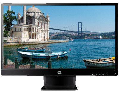 HP 27VX   27 Zoll Monitor mit Full HD und 7ms Reaktionszeit (EEK: A) für 149€
