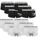 6er Pack Harvey Miller Boxershorts für 24,99€