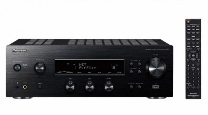 Pioneer SX N30   Netzwerk Receiver mit AirPlay für 269,90€ (statt 319€)