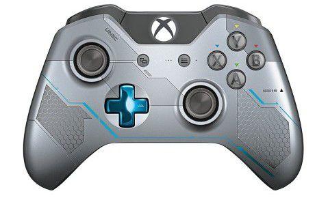 Xbox One Controller   Spartan Locke Design (refurb.) für 36,49€ (statt 54€)