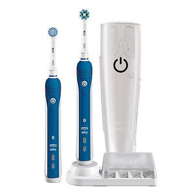 Braun Oral B Smart Series 4900   Elektrische Zahnbürste mit 2. Handteil für 80,91€ (statt 99€)