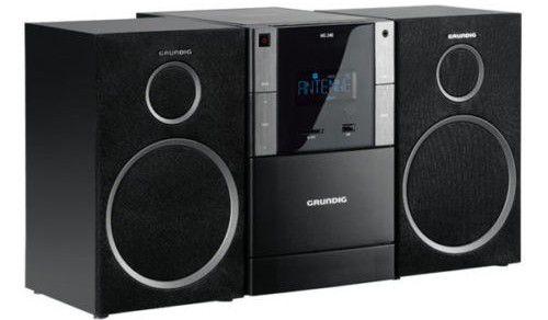 Grundig MS 240   Design Microanlage mit RDS Tuner und MP3 Wiedergabe für 84,90€ (statt 95€)