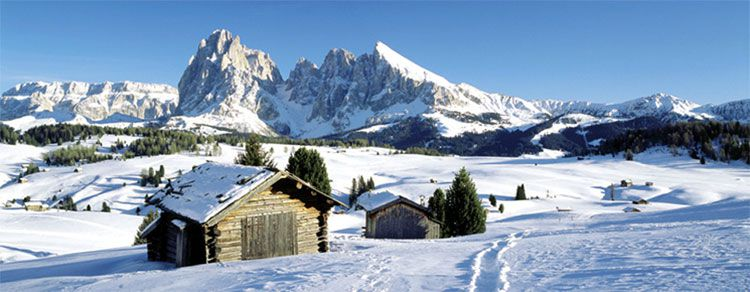 2 7 ÜN in Südtirol inkl. Verwöhnpension, Tagesskipass & Wellness ab 149€ p.P.
