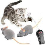 RC Spielzeugmaus für Katzenunterhaltung für 3,77€