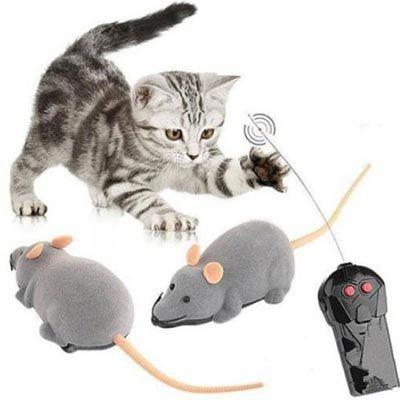 tcmaus th RC Spielzeugmaus für Katzenunterhaltung für 3,76€