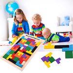 Tetris Spiel für zu Hause für 3,96€