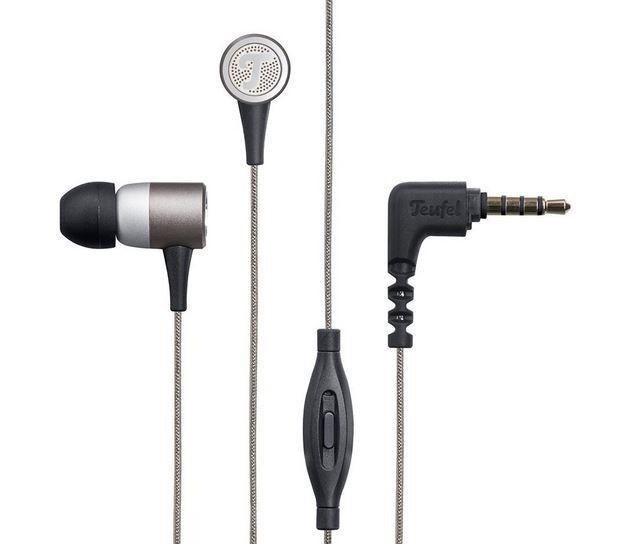 Teufel MOVE PRO In-Ear HiFi Kopfhörer für 99,99€ (statt 136€)