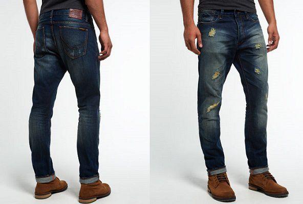 upload2432342117381340083 Superdry   Herren Biker Jeans für 29,95€ (statt 60€)