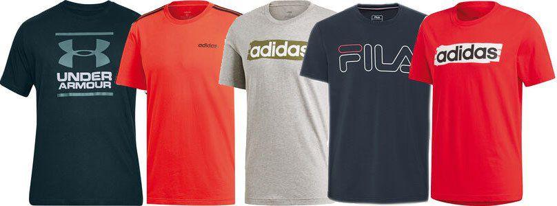 Karstadt Sport Sale mit bis zu 70% Gutschein + 10€ Gutschein z.B. günstige T Shirts ab 4,99€