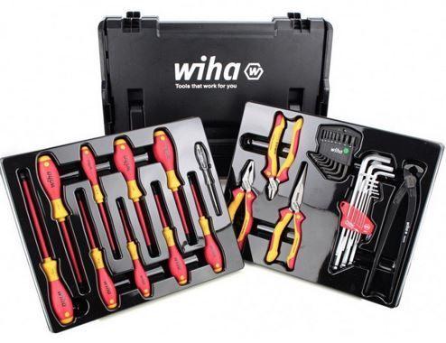 Wiha  31 teiliges Werkzeug  Set mit L BOXX für 49,99€