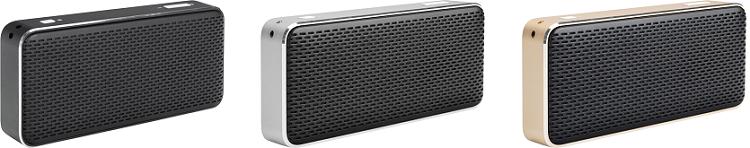 xqisit XQ S25 Bluetooth Lautsprecher für 33€ (statt 80€)