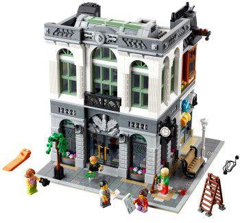 LEGO Creator Steine Bank (10251) für 127,49€ (statt 148€)
