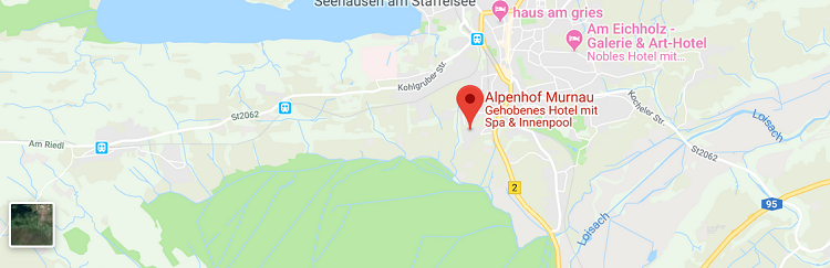 2 ÜN in Oberbayern im 5* Hotel inkl. HP, Wellness & Minibar (Kind bis 5 kostenlos) ab 229€ p.P.