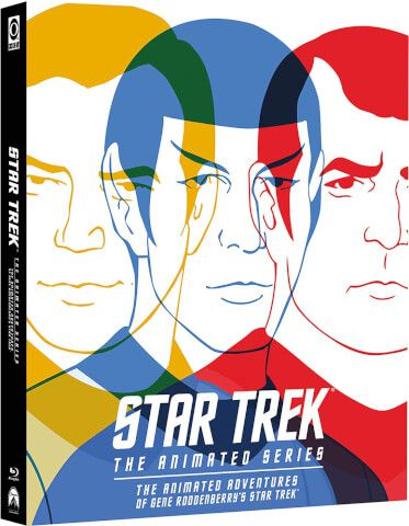 Star Trek: The Animated Series (Blu Ray) für 19,61€ (statt 25€)