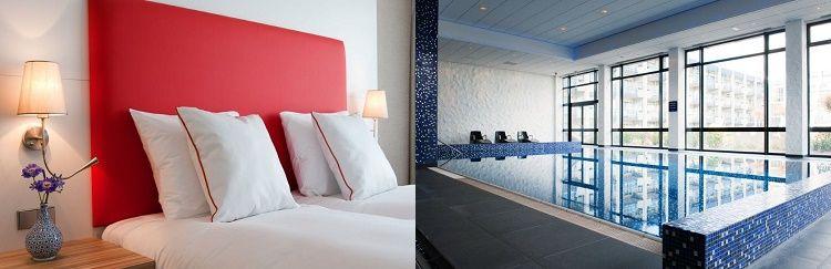 2   4 ÜN im 4* Hotel bei Amsterdam inkl. Frühstück und Wellness ab 119€ p. P.