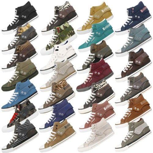 British Knights Roco BK   Damen und Herren Sneaker für 24,90€
