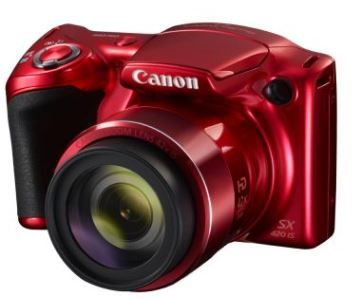 Canon PowerShot SX420 IS   Bridgekamera mit 20,5 MP für 189€ (statt 226€)