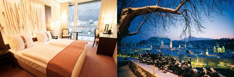2 oder 3 ÜN im 4* Hotel in Salzburg inkl. Frühstück oder Halbpension und Salzburg Card ab 109€ p.P.